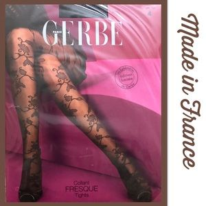 GERBE Paris Pantyhose/ Tights Limited Edition🌟